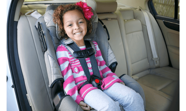 Car Seat Clinic | Sept 29 | 9 am – 12 noon