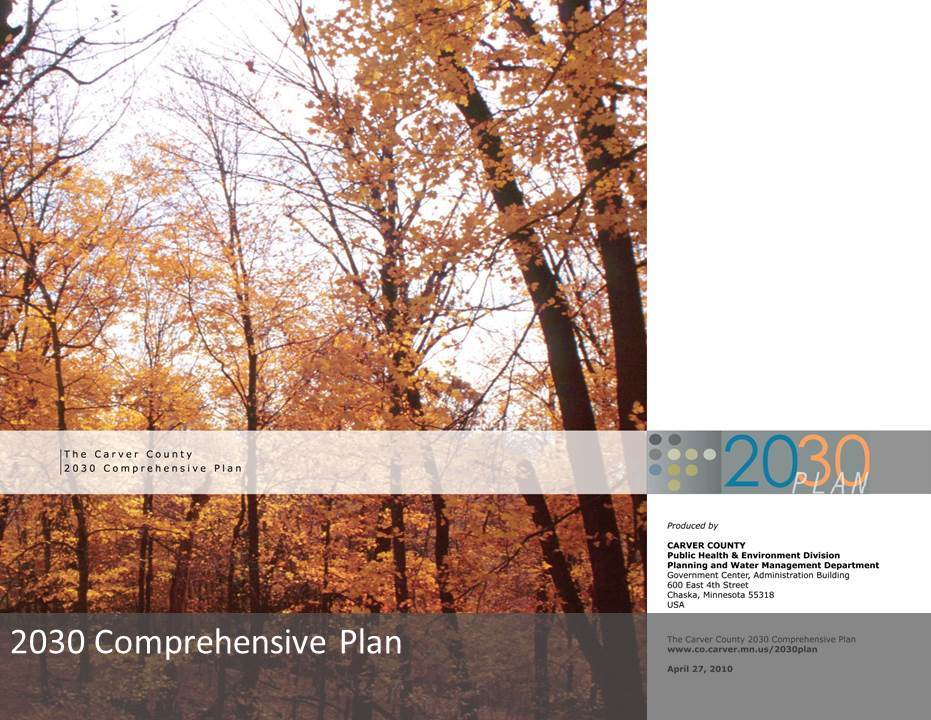2030 Comprehensive Plan