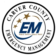 Carver County Emergency Management Logo
