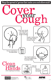Cover Your Cough - Healthcare - Thumbnail