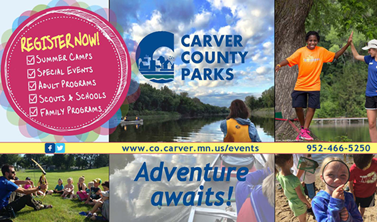 Register for Parks Programs