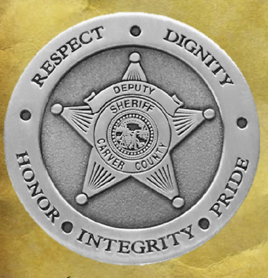 2017 Carver County Sheriff's Office Coin Hunt