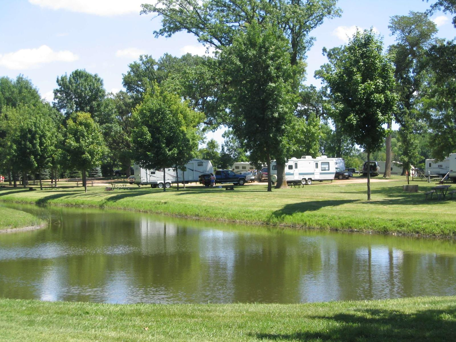 Baylor Campground