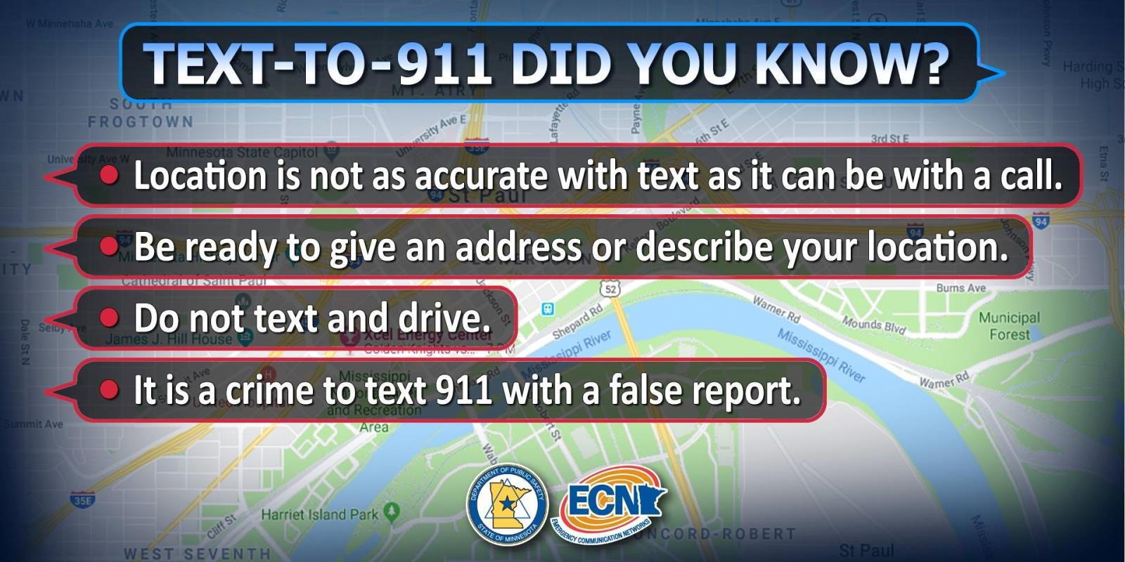 Text To 911 Did You Know?
