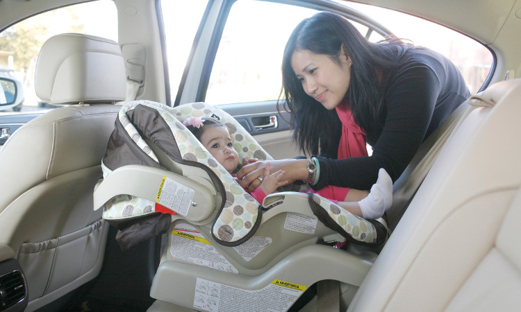 Car Seat Clinic | Thursday, June 14 from 4-7 p.m.