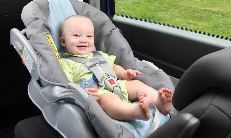 Car Seat Clinic | Saturday, August 18 from 9 am – 12 pm