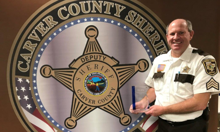 Sgt. Lance Pearce Recognized