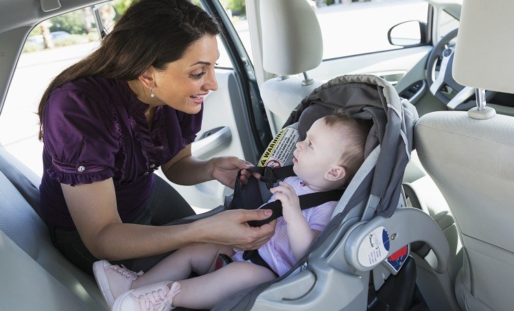 Car Seat Clinic | Sat., Aug. 17, 9 am-noon
