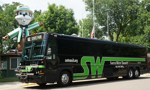 SouthWest Transit Offers State Fair Service