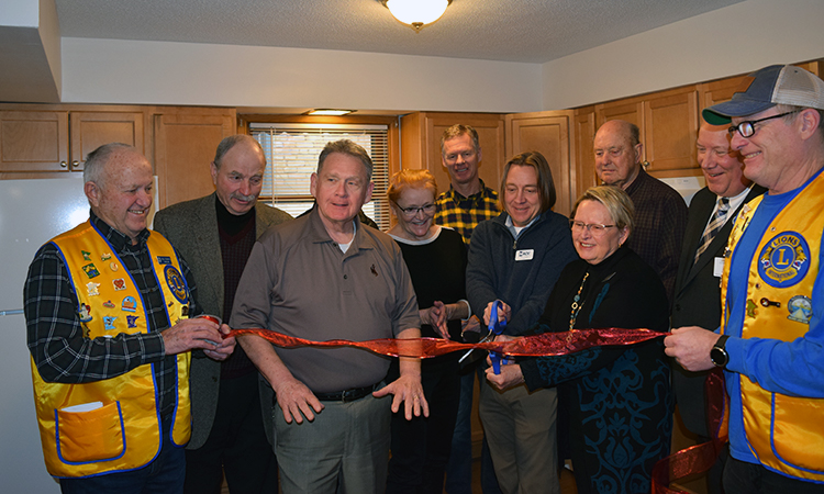 County Celebrates Opening of Veterans Housing Project