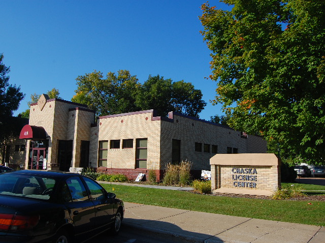 Chaska License Center