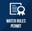 Water Rules Permit