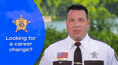 Deputy Sheriff Cadet Program Video